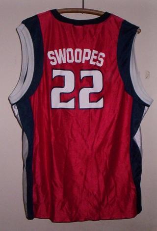 e8ffaefd626 Free: WNBA Houston Comets (Sheryl Swoopes) Jersey (Adult-XL ...