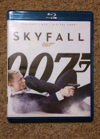 Skyfall- UV Code Only- No Discs