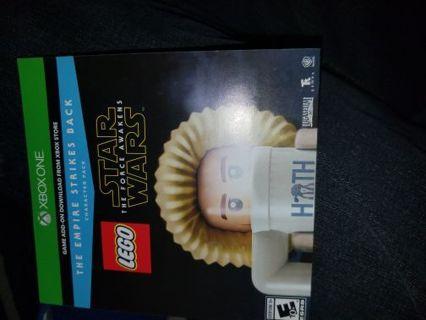 Lego star wars the force awakens dlc addon XBOX ONE