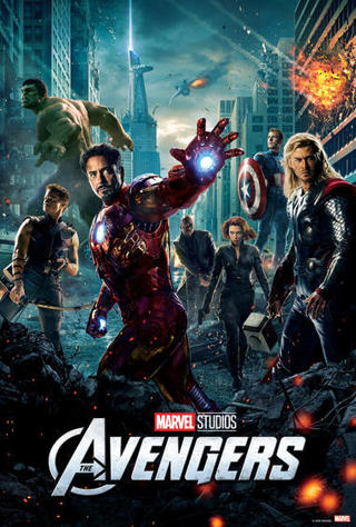 Avengers - DVD Movie