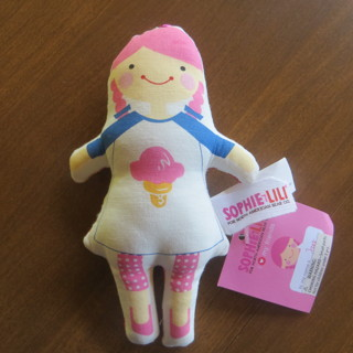 ADORABLE NORTH AMERICAN BEAR CO. SOPHIE AND LILI DOLL * JOY