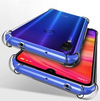 Clear Silicon TPU Case For Xiaomi Mi 8 Max2 Max3 Mix2S Mi 6X 5X play Case Redmi 6 6A 5plus Note 7