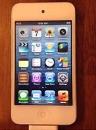 Apple iPod touch- Bluetooth wifi iTunes front and rear camera-FREE SHIPPING LOOK