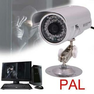 1200TVL HD Outdoor CCTV Surveillance Secure Camera IR DAY Night Video PAL S MT(14)