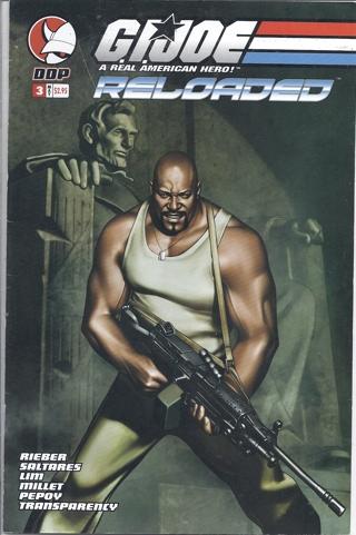 Coimc G. I. Joe Reloaded