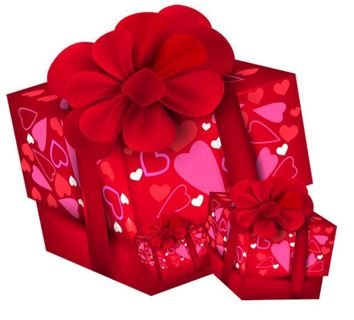 Girl Valentine's Day Surprise Box