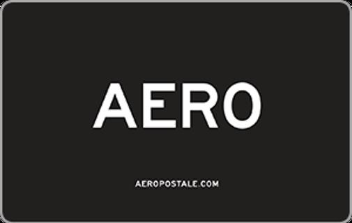 $50 USD Aeropostale gift card