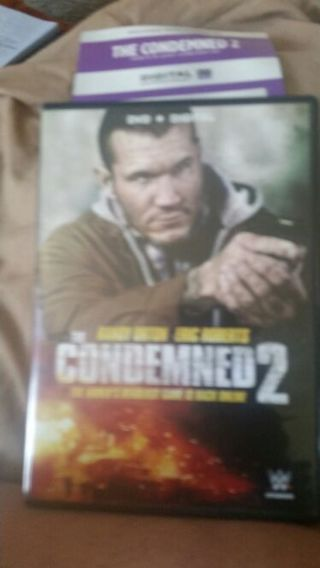 The condemned 2 digital copy