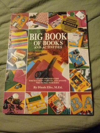 Craft Book Big Book of Books & Activities