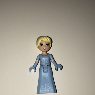 New Cinderella Minifigure Building Toy Custom Lego