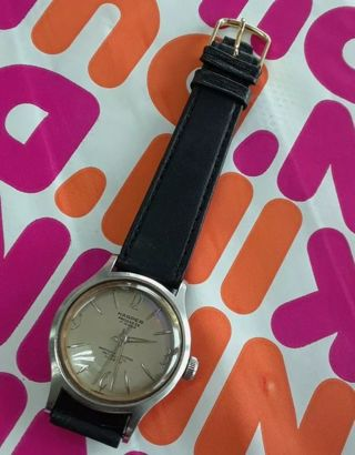 Vintage Harper Progress Automatic Mechanical Wrist Watch.