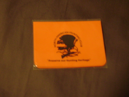 Free plastic hunting fishing license holder other for Free fishing license