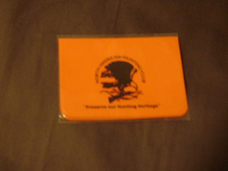 Free plastic hunting fishing license holder other for What do you need to get a fishing license