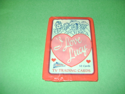 I Love Lucy Sealed Trading Card Pack