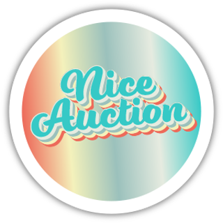 Collectible NFT Badge: Nice Auction #7 of 50