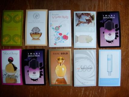 Avon Perfume Samples (10)