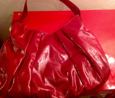 9a65665452555 Free  Red Apt 9 Purse - Slightly used - Handbags - Listia.com ...