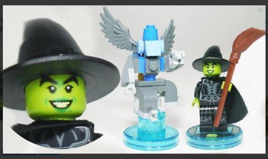 NEW Wizard of Oz Lego Toys FREE SHIPPING