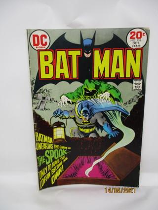 BAT MAN NO.252