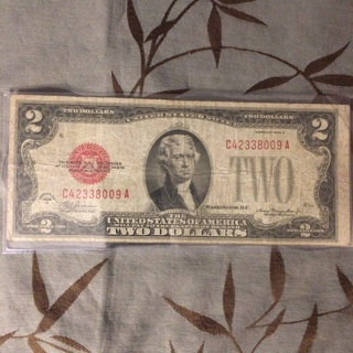 $2 note, 1928D