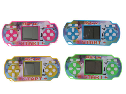 Children Portable Handheld Video Game Console Tetris kids Toy*~*