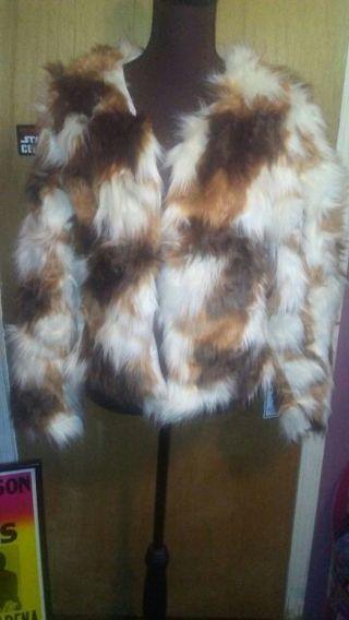 Fur jacket size X-Large