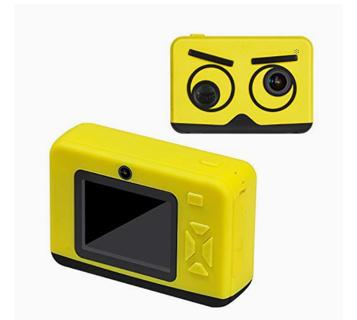 Children's Camera, Mini Toy, Small SLR HD Autofocus Digital Camera 4 Colors