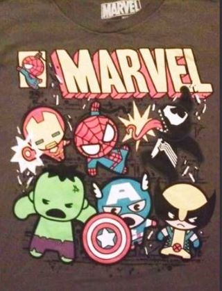 Marvel Comics Shirt FREE SHIPPING