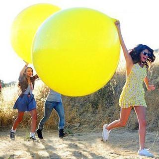 "36"" Huge Latex Balloon Ball Birthday Wedding Anniversary Party Big Size Balloon"