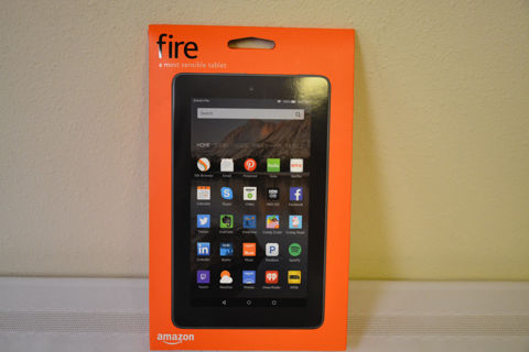 """FOUR Amazon Fire Tablets 100% Brand New! 7"""" screen"""