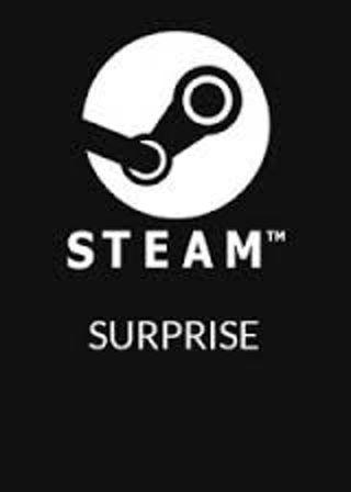 Random steam card