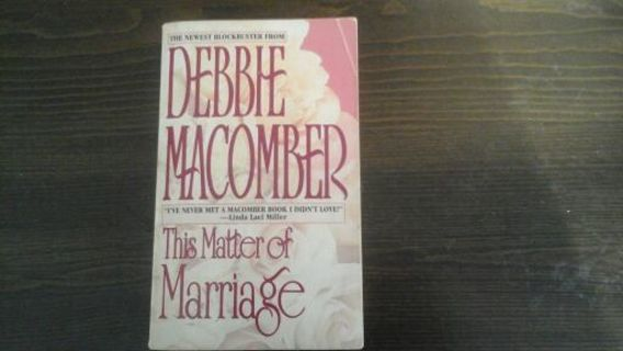 Debbie Macomber Book