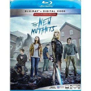 The New Mutants HDX Movies Anywhere, Vudu, DMR points
