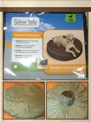 Therapeutic Dog Bed Cover