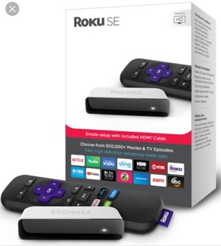 ROKU SE * TV STREAMING * BRAND NEW * FREE SHIPPING