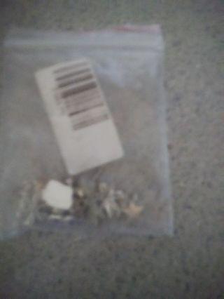 Bag of bracelt/necklace charms.