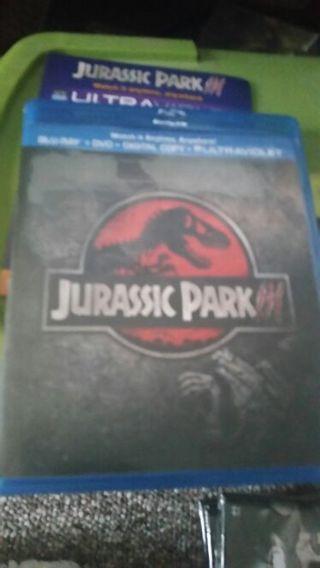 Jurassic park 3 digital copy