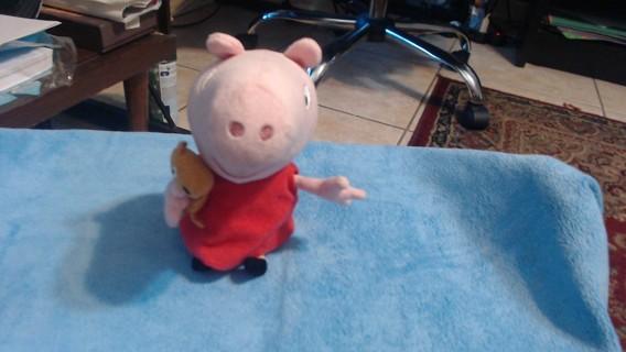 Peppa Pig Beanie Toy