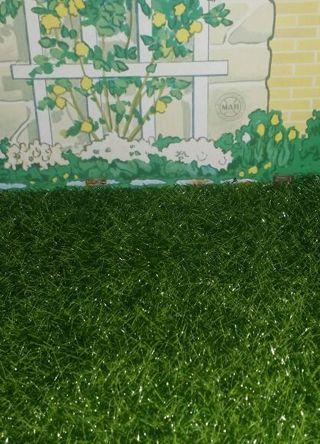 Dollhouse Miniature Fairy Garden Grass Square
