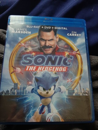 Sonic the Hedgehog HD CODE ONLY