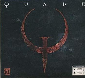 PC Computer Game - Quake and Extra