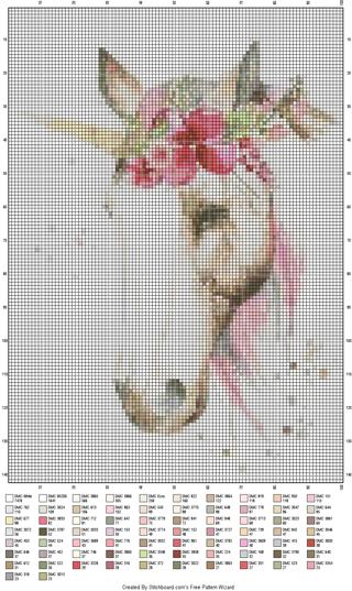 unicorn  pattern  7