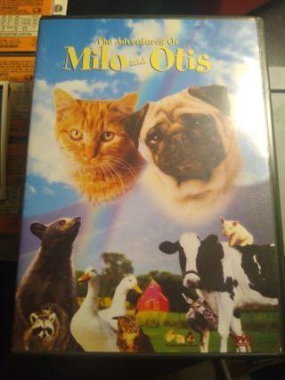 The Adventures of Milo and Otis: DVD