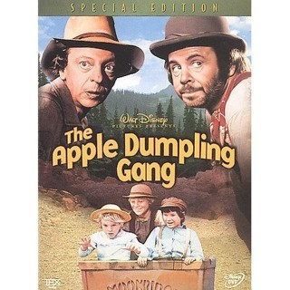 dvd-disney`s the apple dumpling gang-bill bixby-don knotts-tim conway-se-family-comedy