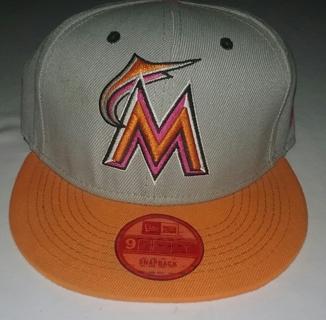 Miami Marlins 9FIFTY SnapBack Hat