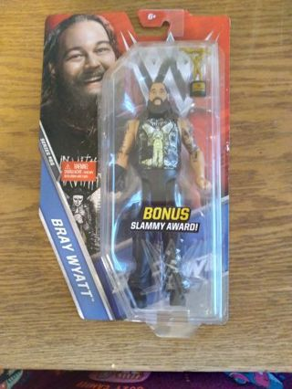 WWE Wrestling Series 69 Bray Wyatt Action Figure [Bonus Slammy Award!]