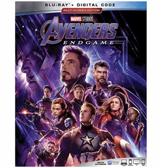 Marvel's Avengers: ENDGAME (starring Robert Downey Jr.) - MoviesAnywhere HD digital copy + DMR