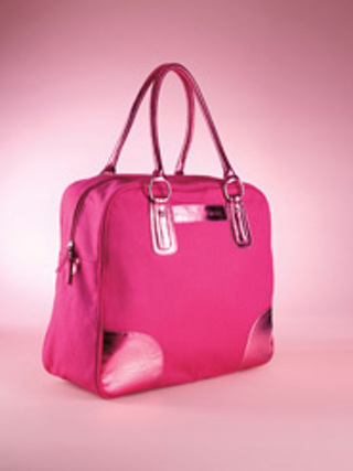 timeless design a7be1 a2da8 Free: Victoria's Secret Pink Medium Size Travel Bag Luggage Tote ...