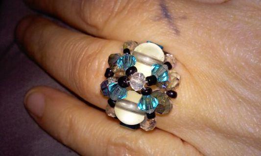 Homemade ring