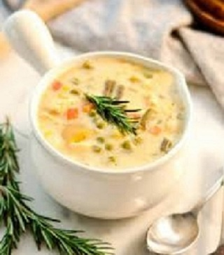 ~☆(New) Slow-Cooker Chicken Pot Pie Soup Recipe  ☆~